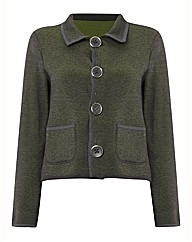 Betty Barclay Knitted Reversible Jacket