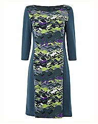 Betty Barclay Graphic Print Jersey Dress