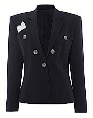 Eve Pollard Tailored Jacket