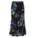 Gray & Osbourn Multi Floral Print Skirt