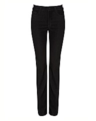 NYDJ Sparkle Pocket Straight Leg Jeans