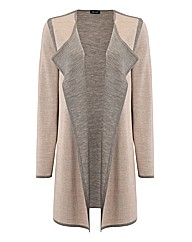 Gerry Weber Open Front Draped Cardigan