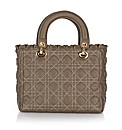 Malissa J Square Quilted Bag