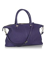 Maria Carla Leather Tote Bag