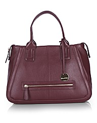 Sienna De Luca Leather Tote Bag