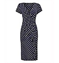 Gray & Osbourn Polka Dot Dress