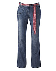 Joe Browns Boyfriend Fit Jeans 33in