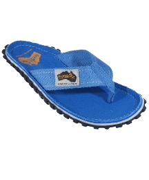 Gumbies Islander Light Blue Flip Flop