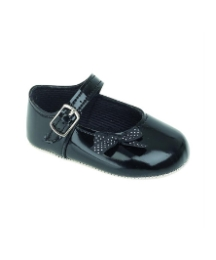 Early Days Baypods Girls Pram Shoes