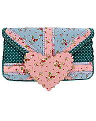 Irregular Choice Patty Clutch
