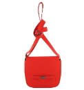 Storm Red Bramble Shoulder Bag