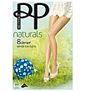 Pretty Polly Sandal Toe Tights Pk2