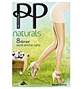 Pretty Polly Slimmer Tights Pk2