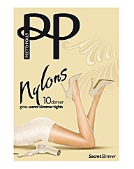 Pretty Polly Gloss Secret Slimmer Pk2