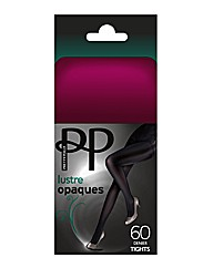Pretty Polly Opaque Tights Pk2