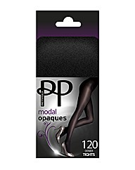 Pretty Polly 120Denier Modal Tights
