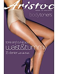 Aristoc Leg Toner Tights Pk2