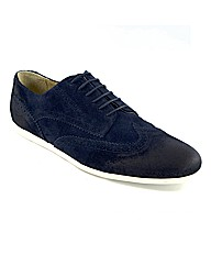 Journey Vacation Navy Brogues