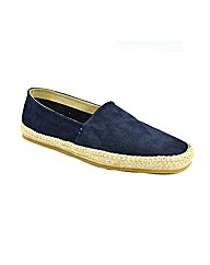 Journey Voyage Navy Espadrilles