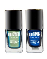 eye CANDY London Colour Flip Nails Set 1