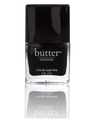 Butter London Union Jack Black