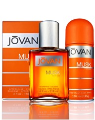 Coty Jovan Musk Atershave&Deodrant Spray
