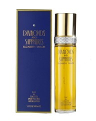 E Taylor Diamons and Sapphires 100ml EDT