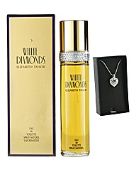 E Taylor White Diamonds 30ml FREE Gift