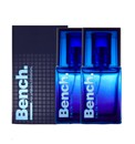 Mens Bench 50ml EDT BOGOF