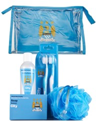 Manchester City Football Gift Set