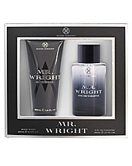 Mark Wright, Mr Wright Gift Set with Fre