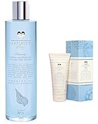 Serenity Spa Body Care Gift Set