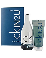 CK In 2u Him Gift Set