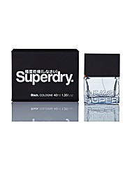 Superdry Black Cologne 40ml