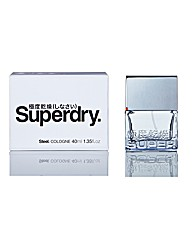 Superdry Steel Cologne 40ml