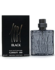 Cerruti 1881 Black Homme 100ml EDT