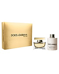 D&G The One Ladies Gift Set