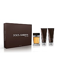 D&G The One Mens 50ml EDT Gift Set