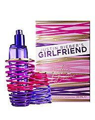 Justin Bieber Girlfriend 100ml EDP