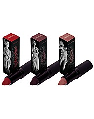 MeMeMe Lip Cream Trio Collection Deeps