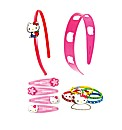 Hello Kitty Hair Accessory Set 2