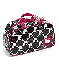 Hello Kitty Apples Travel Cosmetic Bag