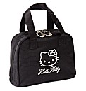 Hello Kitty Rock Chic Cosmetic Weekender