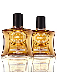 Brut Musk 100ml Aftershave - BOGOF