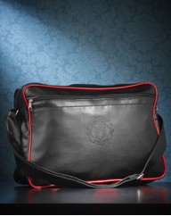 Football Club Retro Messenger Bags