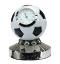 Personalised Miniature Football Clock