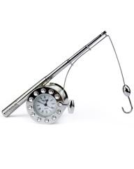 Personalised Miniature Fishing Clock