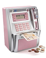 Pink ATM Money Bank
