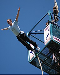 Bungee Jump For One