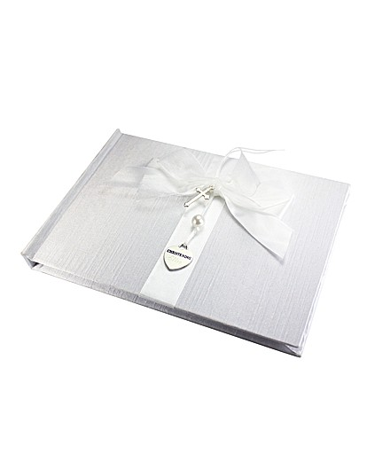 Personalised Christening Guest Book